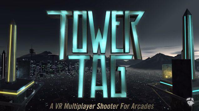 日記 VR eスポーツ「TOWER TAG」遊んできた